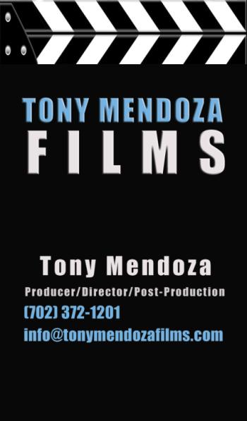 Tony Mendoza Films
