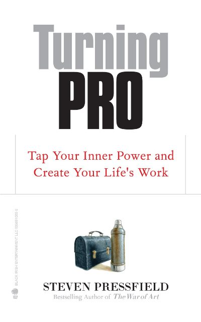 Turning Pro Book